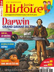 Histoire Junior N°57 - Novembre 2016 | L'ACTU du CDI | Scoop.it