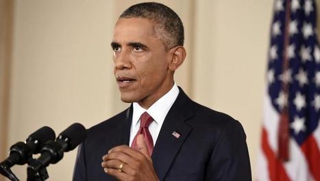 Barack Obama promet de frapper l'État islamique «où qu'il soit» - RFI | Les kurdes | Scoop.it