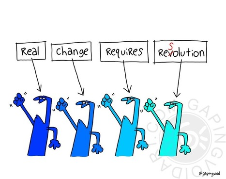 An Easy Way to Affect Change - Now | Change Leadership - Theory & Practice | Scoop.it