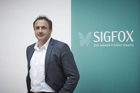 SIGFOX just raised €15 million in the last VC round | SIGFOX | Scoop.it