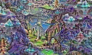 Ce que voit un ordinateur quand il rêve | Pralines | Scoop.it
