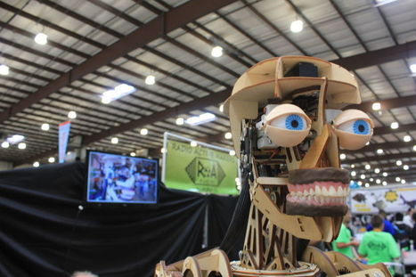 From drone racers to pinball: Maker Faire Bay Area 2016 doesn't disappoint | Into the Driver's Seat | Scoop.it