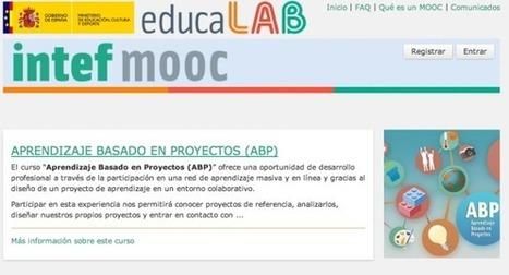 MOOC: ABP Aprendizaje Basado en Proyectos. #ABPmooc_intef — ParaPNTE | Educacion, ecologia y TIC | Scoop.it