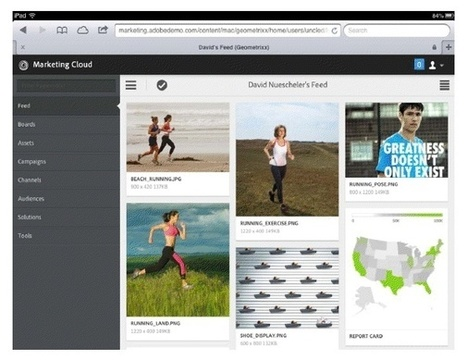 Adobe taps consumer social media trends for Marketing Cloud revamp - ZDNet | Better know and better use Social Media today (facebook, twitter...) | Scoop.it