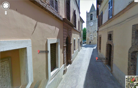 Visit Rotella in Le Marche with Google StreetView | Le Marche another Italy | Scoop.it