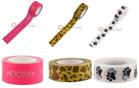 Different Uses of Washi Tape and Lace Craft Ideas | Washi Tape | Scoop.it
