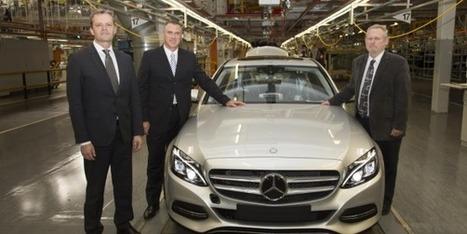 La très allemande Mercedes C va rouler avec un diesel Renault | Renault, Dacia et Opel | Scoop.it