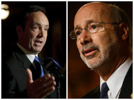 'An agreement doesn't mean anything' to Senate Majority Leader; says Wolf spokesman   Wolf Administration Insults   Scoop.it