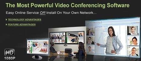 Videoconferenza HD Professionale Multi-Party: Nefsis | Fare Videoconferenze | Scoop.it