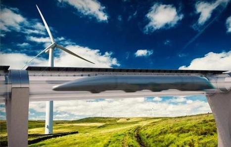 100 Engineers Are Trying to Bring Elon Musk's Hyperloop Dream to Life | Investing in Renewable Energy | Scoop.it