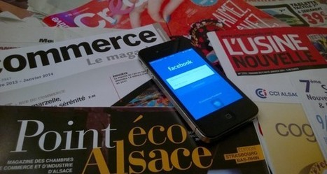 Facebook Paper : Prochain grand média d'information ? | Entrepreneurs du Web | Scoop.it