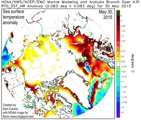 #Arctic News: Arctic #Methane Skyrocketing #greenhouse #climate | Messenger for mother Earth | Scoop.it