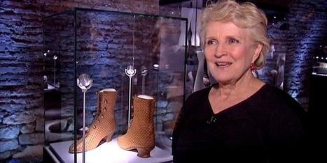 Marie-Christine Barrault prête sa voix au musée de la mode d'Albi   Arts et FLE   Scoop.it