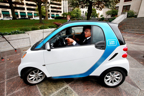 Car2Go used to bumps in the road, CEO says - Columbus Dispatch | Columbus Life | Scoop.it