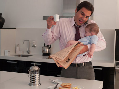 Working dads enjoy 'wage bonus' compared to childless counterparts | ESRC press coverage | Scoop.it