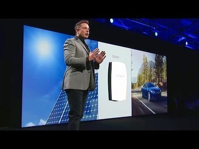 "Tesla's ""Power Wall"" is the Imac of the Renewable Energy Age 
