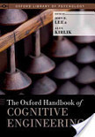 The Oxford Handbook of Cognitive Engineering | Information Design | Scoop.it