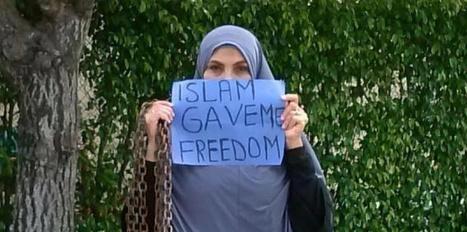 """Femen : des musulmanes ripostent au féminisme seins nus   """"Où sont les femmes ?""""   Scoop.it"""