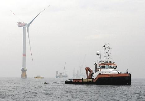Une île artificielle pour stocker l'énergie: le projet fou des Belges | Innovation & Développement Durable | Scoop.it