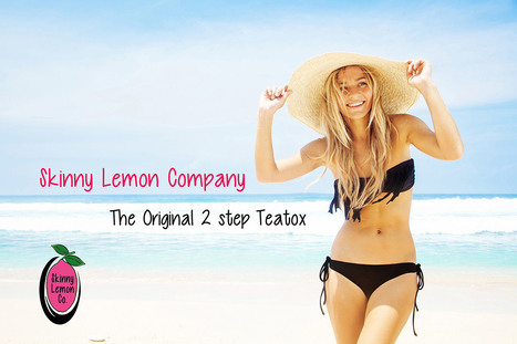 Skinny Lemon Company Introduces TEATOX Program to its already Existing Line of Products | Press Release | Scoop.it