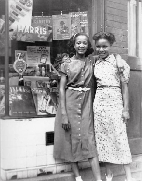 Stunning Vintage Photos Show The Beauty Of African-American Women From Between 1920s And 1940s | History in Pictures | Scoop.it