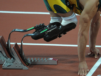 Technology behind Paralympic success — RT | Enhancement technologies | Scoop.it