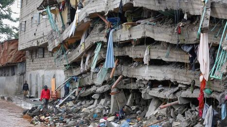 Nairobi building collapse: Child rescued after four days @Investorseurope | Africa : Commodity Bridgehead to Asia | Scoop.it
