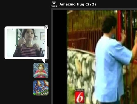 An Amazing Hug: a conversation in sign language | VoiceThread for Teaching and Learning | Scoop.it