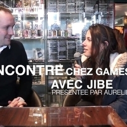 Rencontre de Jibé - Eurogamer.fr | Graphisme & Illustration | Scoop.it