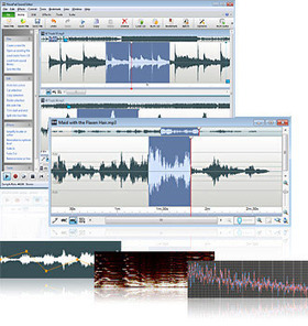 Audio Editing Software. Sound, Music, Voice & Mp3 Editor | Better teaching, more learning | Scoop.it