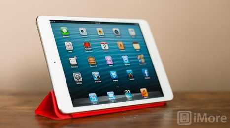 Want to use your iPad during takeoff and landing? The FAA may soon allow it! | iMore.com | iPads in Education | Scoop.it