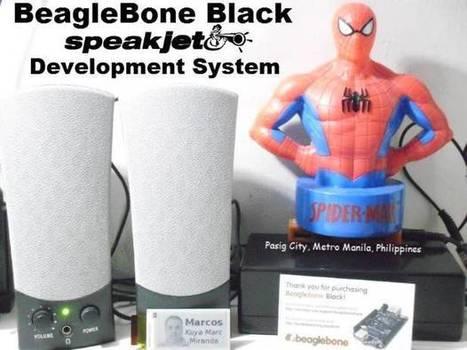 MirandaSoft!: My New BeagleBone Black SpeakJet&...   Raspberry Pi   Scoop.it