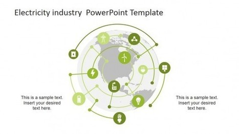 Electricity Industry PowerPoint Template   PowerPoint Presentations   Scoop.it