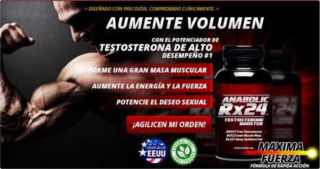 Nitric Max Muscle And Anabolic Rx 24 Reseña - Qué Tienen Algún Efecto Secundario? | Get Chiseled Body And Feel Attractive | Scoop.it