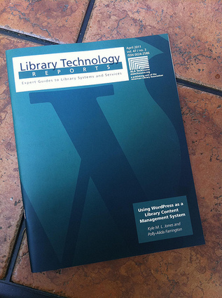 Don't Miss: Using WordPress as a Library Content Management System « Tame The Web | My Public Librarianship | Scoop.it