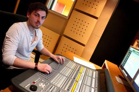 Vernon : Le Studio voué à la création musicale - Démocrate Vernonnais   Vernon Giverny   Scoop.it