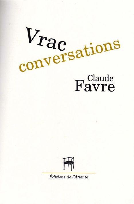 Samedi 14 décembre 2013  |  Lecture-performance de Claude Favre à la librairie Point d'encrage (Lyon) | éditions de l'Attente | Scoop.it