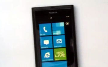 Nokia Sea Ray Running Windows Phone 7 Caught on Video | Finland | Scoop.it