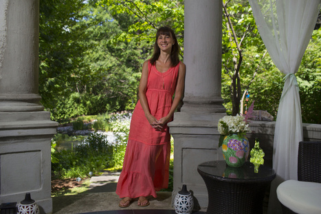 Author unearths abandoned garden and finds her past | memoir writing | Scoop.it