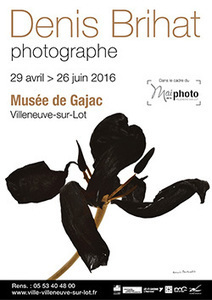 Mairie de Villeneuve-sur-Lot | Exposition Denis Brihat, photographe - Du 29 avril au 26 juin 2016 | L'actualité de l'argentique | Scoop.it