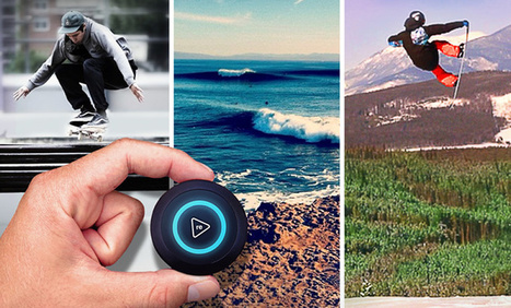 Trace is an action sports tracker for Skaters, Surfers and Snowboarders | Hashslush --- Design, Technology, Social Media, Advertising, Mobile, Gadgets | Scoop.it