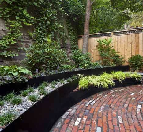 Landscape Paving 101: How to Use Brick for Your Path or Patio | raed albustany | Scoop.it
