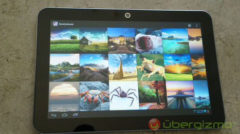 Toshiba Excite X10 LE.. review | Mobile IT | Scoop.it