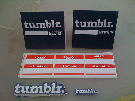 50 Things You Should Know About Tumblr - Search Engine Journal   Social   Scoop.it