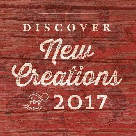 Gearing up for the Holidays with new products for 2017! #newfor2017 #newtoheartwood | Heartwood | Scoop.it
