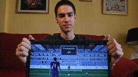 Fútbol virtual para personas con parálisis cerebral | Mi cajón humano | Scoop.it