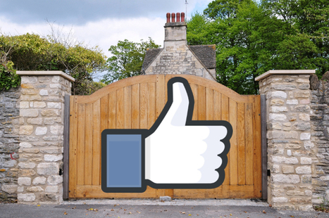 4 ways to prepare your business for Facebook's like gate #facebookmarketing | MarketingHits | Scoop.it