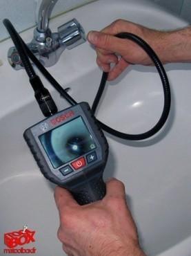 Test: Caméra d' inspection sans fil BOSCH GOS 10,8 V-LI | Ma TOOL BOX | Test d'Outillage Professionnel | Scoop.it