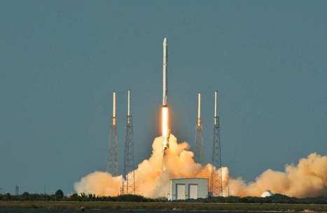 SpaceX réussit l'atterrissage du 1er étage de sa fusée | S'emplir du monde... | Scoop.it