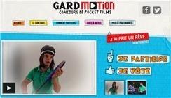 Lycée LR - Gard Motion, concours de pocket films | GardmotionRP | Scoop.it